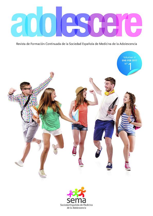 Revista Adolescere Vol. 5 Número 1