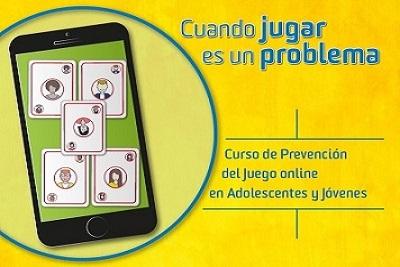 Cuando Jugar Es Un Problema Curso De Prevencion De Juego Online En